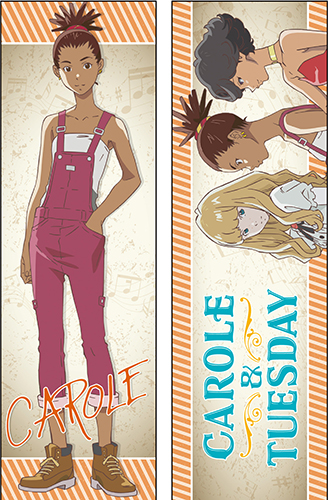 Carole & Tuesday - Carole Body Pillow, an officially licensed product in our Carole & Tuesday Pillows department.