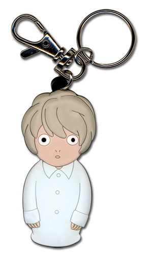 Death Note N Finger Puppet Pvc Keychain, an officially licensed Death Note Key Chain