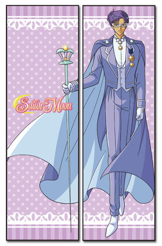 Sailor Moon R - King Endymion Body Pillow officially licensed Sailor Moon Pillows product at B.A. Toys.