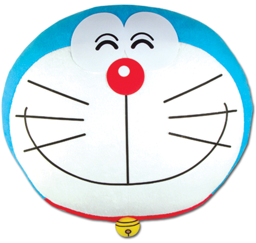 Doraemon - Warm Hand Pillow officially licensed Doraemon Pillows product at B.A. Toys.