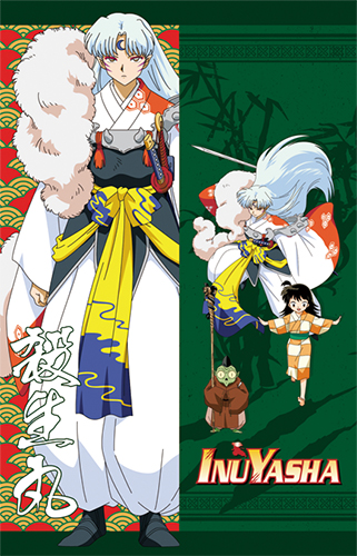 Inuyasha - Sesshoumaru Body Pillow, an officially licensed product in our Inuyahsa Pillows department.