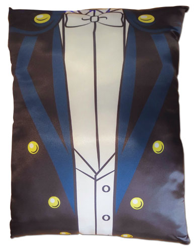 Sailor Moon - Tuxedo Mask Costume Pillow officially licensed Sailor Moon Pillows product at B.A. Toys.