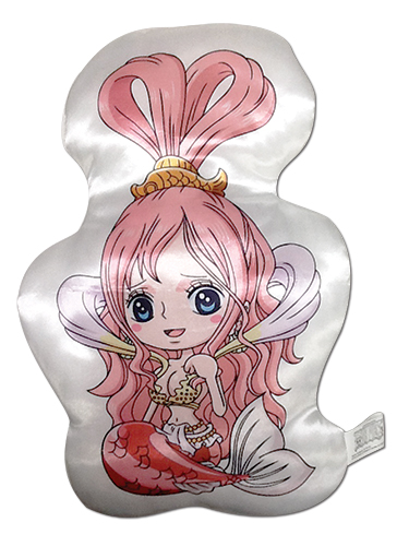 One Piece - Sd Shirahoshi Plush Pillow, an officially licensed product in our One Piece Pillows department.