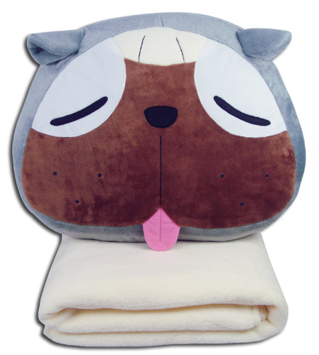 Kill La Kill - Guts Pillow With Blanket officially licensed Kill La Kill Pillows product at B.A. Toys.