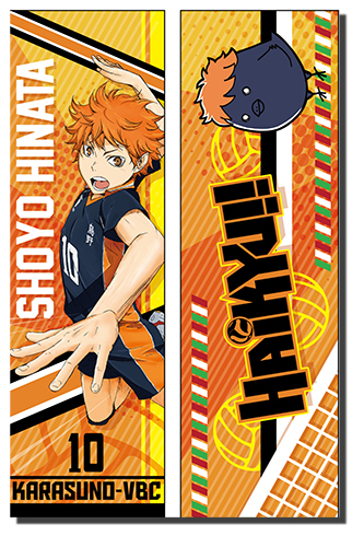 Haikyu!! - Shoyo Body Pillow officially licensed Haikyu!! Pillows product at B.A. Toys.