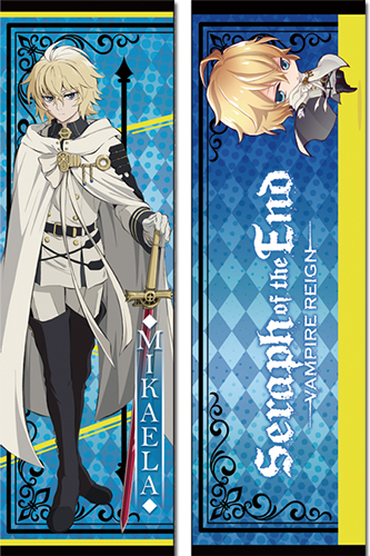 Seraph Of The End - Mikaela Body Pillow officially licensed Seraph Of The End Body Pillow product at B.A. Toys.