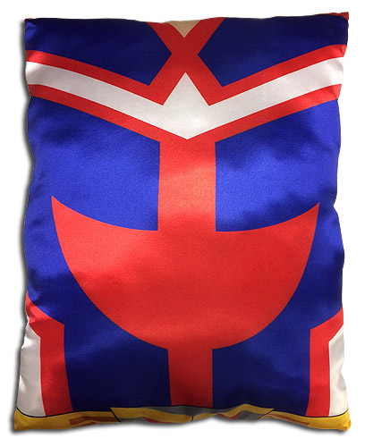 My Hero Academia - Allmight Costume Pillow officially licensed My Hero Academia Pillows product at B.A. Toys.