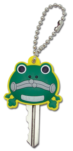 Naruto Shippuden Froggy Keycap, an officially licensed product in our Naruto Shippuden Key Chains department.