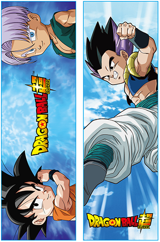 Dragon Ball Super - Gotenks Body Pillow, an officially licensed product in our Dragon Ball Super Pillows department.