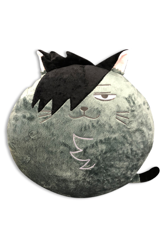 Haikyu!! - Kuroo Cat Pillow officially licensed Haikyu!! Pillows product at B.A. Toys.