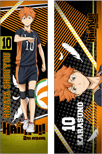 Haikyu!! - Hinata Body Pillow Case officially licensed Haikyu!! Pillows product at B.A. Toys.