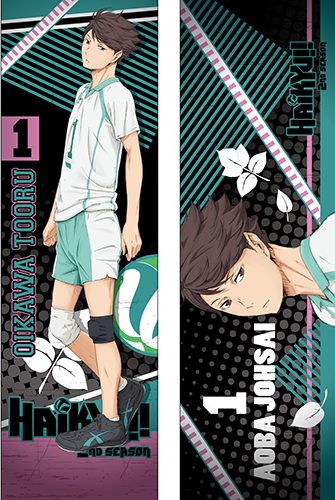 Haikyu!! - Oikawa Body Pillow Case officially licensed Haikyu!! Pillows product at B.A. Toys.