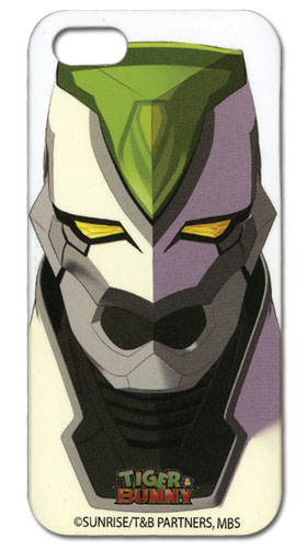 Tiger & Bunny Wild Tiger Iphone 5 Case, an officially licensed product in our Tiger & Bunny Costumes & Accessories department.