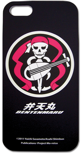 Bodacious Space Pirates Bentenmaru Iphone 5 Case, an officially licensed Bodacious Space Pirates Cell Phone Accessory