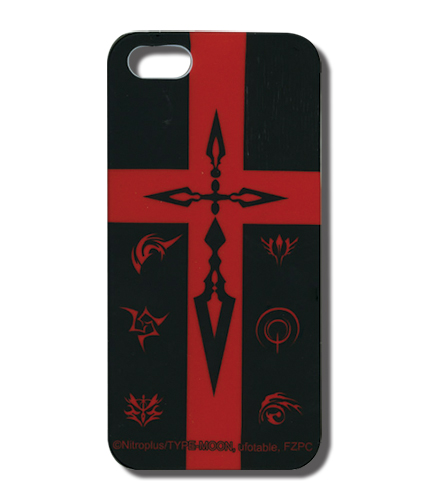 Fate/Zero Sabre & Symbols Iphone 5 Case, an officially licensed product in our Fate/Zero Costumes & Accessories department.