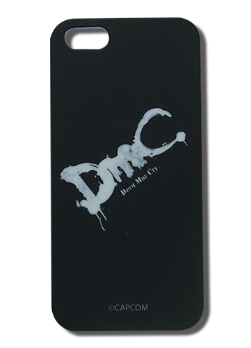 Devil May Cry- Devil May Cry Logo Iphone 5 Case, an officially licensed Devil May Cry product at B.A. Toys.