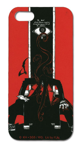 Hellsing Ultimate Alucard Iphone 5 Case, an officially licensed product in our Hellsing Costumes & Accessories department.
