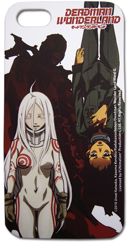Deadman Wonderland Group Iphone 5 Case, an officially licensed product in our Deadman Wonderland Costumes & Accessories department.