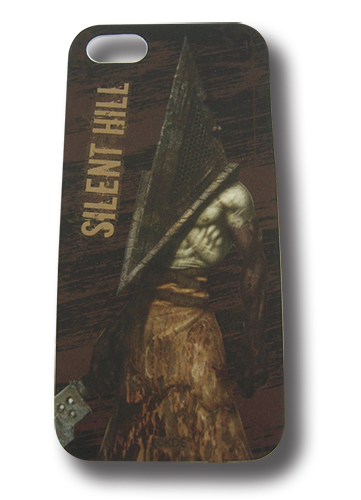 Silent Hill Homecoming Pyramid Head Iphone 5 Case, an officially licensed Silent Hill Cell Phone Accessory