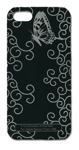 Blast Of Tempest Butterfly Iphone 5 Case, an officially licensed product in our Blast Of Tempest Costumes & Accessories department.