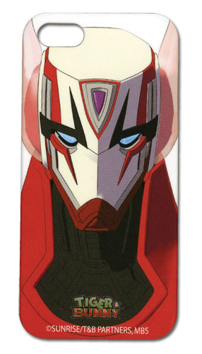Tiger & Bunny Barnaby Brooks Jr Iphone 5 Case, an officially licensed product in our Tiger & Bunny Costumes & Accessories department.