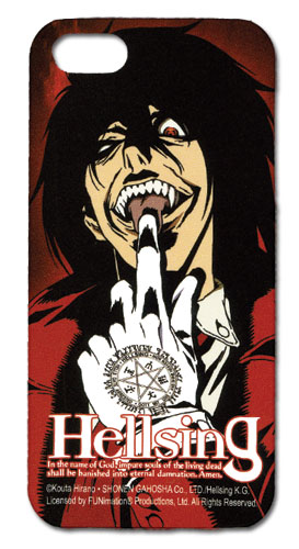 Hellsing Alucard Iphone 5 Case, an officially licensed product in our Hellsing Costumes & Accessories department.