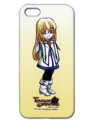 Tales Of Symphonia - Colette Iphone 5 Case, an officially licensed product in our Tales Of Symphonia Costumes & Accessories department.