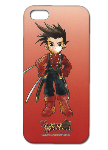 Tales Of Symphonia - Lloyd Iphone 5 Case, an officially licensed product in our Tales Of Symphonia Costumes & Accessories department.