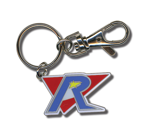 Megaman X4 Repliforce Keychain, an officially licensed product in our Mega Man Key Chains department.