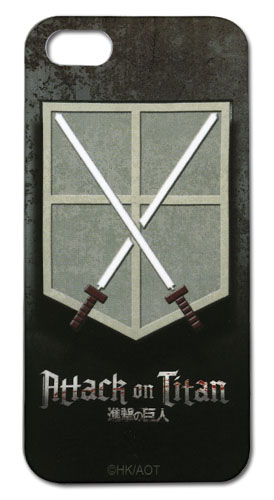 Attack On Titan - 104Th Trainees Squad Phone 5 Case, an officially licensed product in our Attack On Titan Random Anime Items department.
