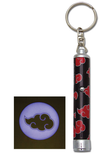 Naruto Shippuden Cloud Light Keychain, an officially licensed product in our Naruto Shippuden Key Chains department.