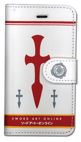 Sword Art Online Asuna Cross Iphone 5 Case officially licensed product at B.A. Toys.