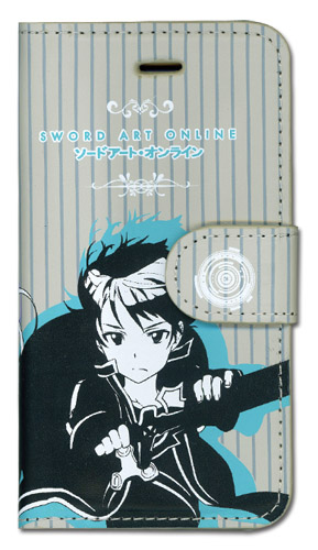 Sword Art Online Kirito & Asuna Iphone 5 Case officially licensed product at B.A. Toys.
