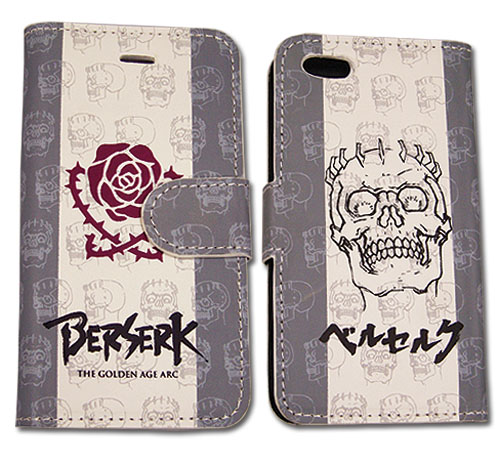 Berserk Skull Knight Iphone 5 Case officially licensed product at B.A. Toys.