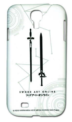 Sword Art Online Sword Samsung S4 Case officially licensed product at B.A. Toys.