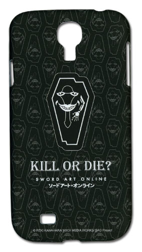 Sword Art Online Laughing Coffin Samsung S4 Phone Case officially licensed product at B.A. Toys.