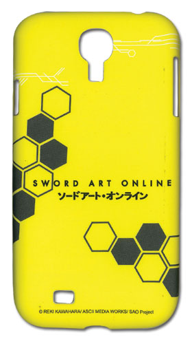 Sword Art Online Group Samsung S4 Phone Case officially licensed product at B.A. Toys.