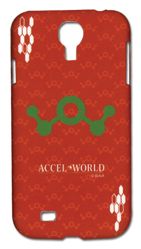 Accel World Prominence Icon Samsung S4 Phone Case officially licensed product at B.A. Toys.