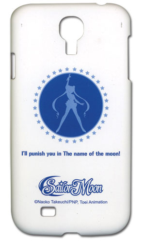 Sailormoon Sailor Moon Silhouette Samsung S4 Case, an officially licensed Sailor Moon Cell Phone Accessory