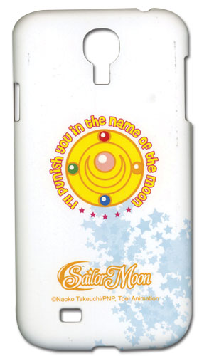 Sailormoon Sailor Moon Brooch Samsung S4 Case, an officially licensed Sailor Moon Cell Phone Accessory