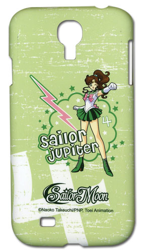 Sailormoon Sailor Jupiter Samsung S4 Case, an officially licensed Sailor Moon Cell Phone Accessory
