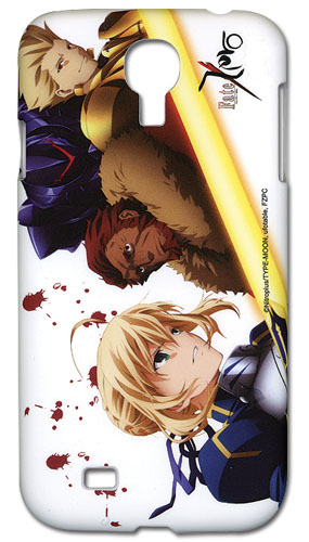 Fate Zero - Key Art Samsung S4 Phone Case officially licensed product at B.A. Toys.
