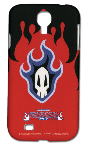 Bleach Skull Logo Samsung S4 Case officially licensed Bleach Costumes & Accessories product at B.A. Toys.
