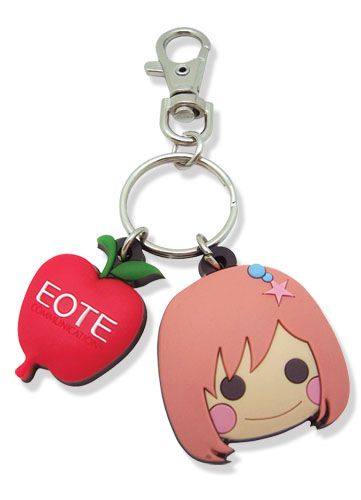 Eden Of The East Morimi &eote Pvc Keychain, an officially licensed Eden of the East Key Chain