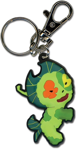 Blue Exorcist Ni-Chan Pvc Keychain, an officially licensed Blue Exorcist product at B.A. Toys.