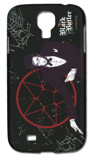 Black Butler 2 - Claude Samsung S4 Phone Case, an officially licensed product in our Black Butler Costumes & Accessories department.