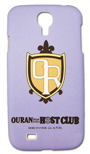 Ouran High School Host Club - Or Emblem Samsung S4 Phone Case, an officially licensed product in our Ouran High School Host Club Costumes & Accessories department.