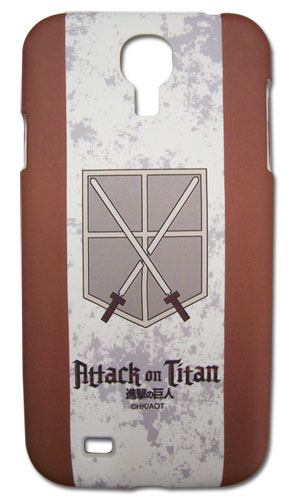 Attack On Titan - Trainees Squad Samsung S4 Case officially licensed product at B.A. Toys.