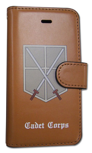 Attack On Titan - Cadet Corps Iphone 5 Case, an officially licensed Attack On Titan product at B.A. Toys.