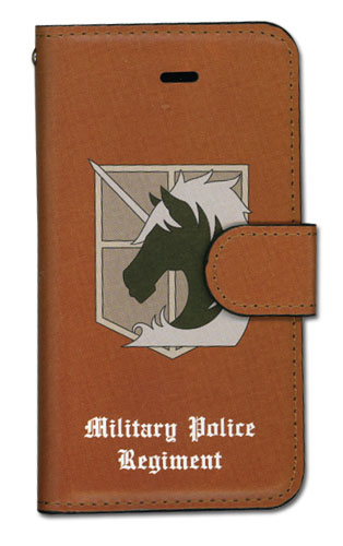 Attack On Titan - Military Police Iphone 5 Case, an officially licensed Attack on Titan Cell Phone Accessory